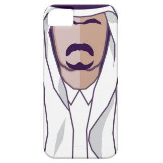 アラビアの王子のベクトル iPhone SE/5/5s ケース