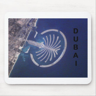 アラビアの管轄区域のドバイのやし島リゾート(St.K) マウスパッド