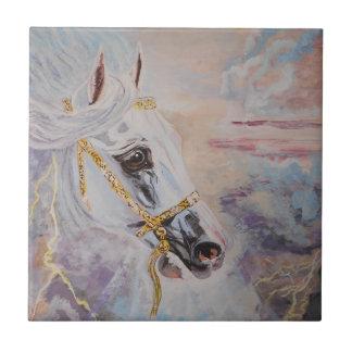 アラビアの馬のタイル タイル