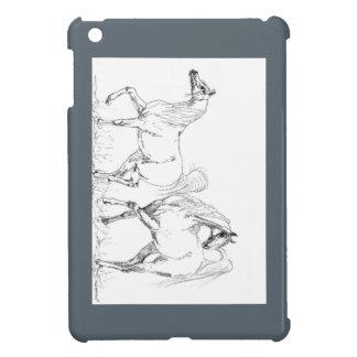 アラビアの馬の堅い貝のiPad Miniケース iPad Miniカバー