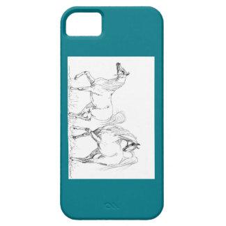 アラビアの馬のiPhone/iPadの場合 iPhone 5 Case