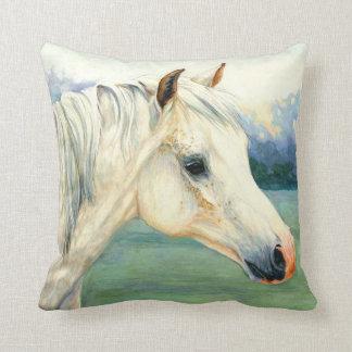 アラビアの馬デザイナー枕 クッション