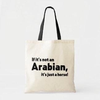 アラビアの馬 トートバッグ