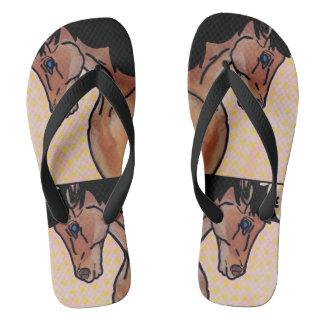 アラビアの馬 ビーチサンダル