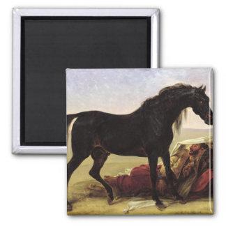 アラビアの馬 マグネット