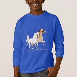 アラビアの馬TR Tシャツ
