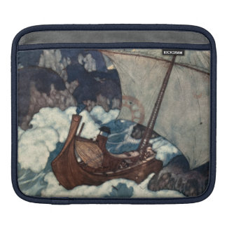 アラビアンナイトの帆船 iPadスリーブ