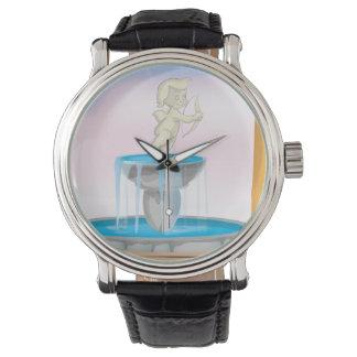 アラビア噴水宮殿 腕時計
