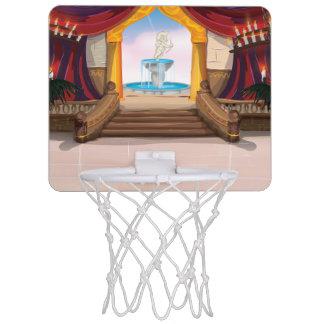 アラビア宮殿 ミニバスケットボールゴール