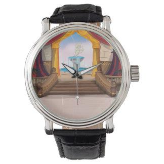 アラビア宮殿 腕時計