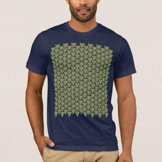 アラビア平面充填 Tシャツ