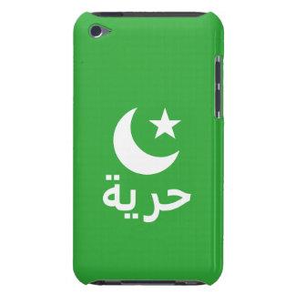 アラビア語のحريةの自由 Case-Mate iPod TOUCH ケース