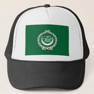 アラブ同盟の旗の記号のイスラム教のイスラム教 キャップ