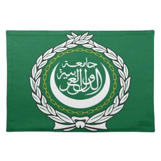 アラブ同盟 ランチョンマット