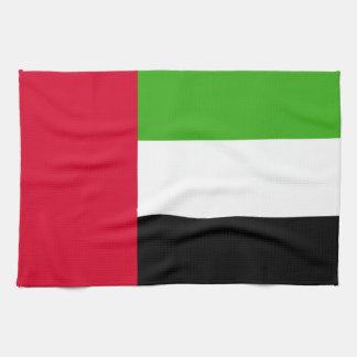 アラブ首長国連邦アラブ首長国連邦の旗 キッチンタオル