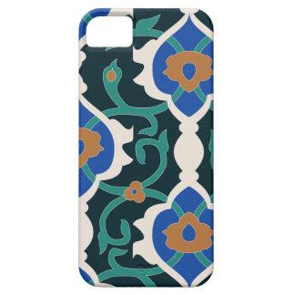 アラベスクのモザイク穹窖のiPhone 5やっとそこにU iPhone SE/5/5s ケース
