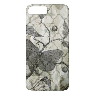 アラベスクの蝶I iPhone 8 PLUS/7 PLUSケース