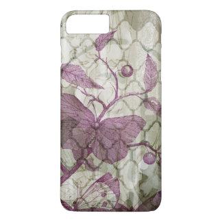 アラベスクの蝶III iPhone 8 PLUS/7 PLUSケース