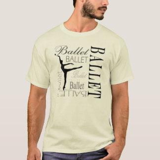 アラベスクのTシャツ(カスタマイズ可能な) Tシャツ