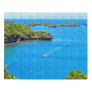アラミノスの百の島 ジグソーパズル