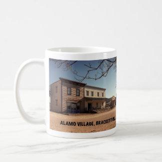 アラモの村映画位置 コーヒーマグカップ