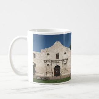 アラモの歴史的マグ コーヒーマグカップ
