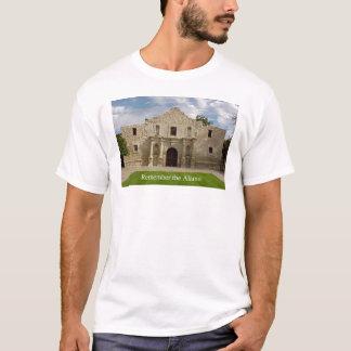 アラモを覚えて下さい Tシャツ
