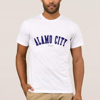 アラモ都市 Tシャツ