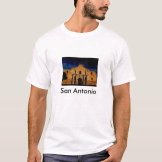アラモ、サン・アントニオ Tシャツ