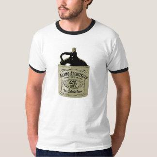 アラモXXXの信号器のティー Tシャツ