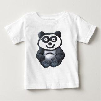 アランのパンダ ベビーTシャツ