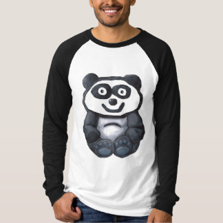 アランのパンダ Tシャツ