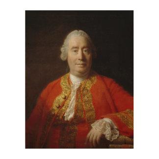 アランRamsay (1766年)著デイヴィッド・ヒューム ウッドウォールアート