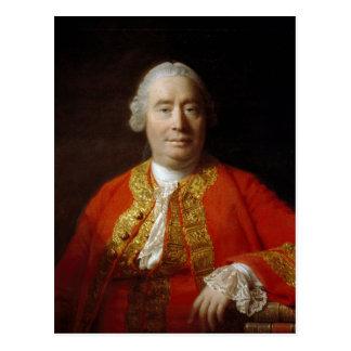 アランRamsay (1766年)著デイヴィッド・ヒューム ポストカード