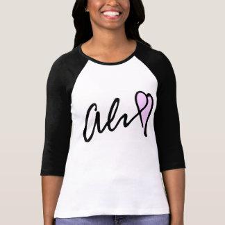 アリイザベラのロゴのワイシャツ Tシャツ