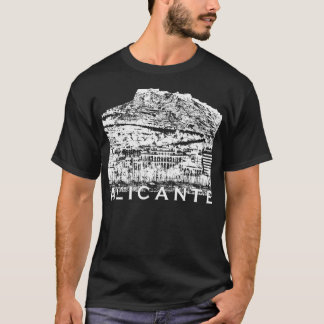 アリカンテ Tシャツ