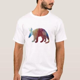 アリクイのシルエット Tシャツ