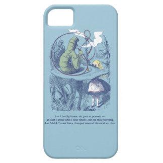 アリスおよび幼虫のiPhone/iPadの例 iPhone SE/5/5s ケース