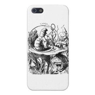 アリスおよび幼虫 iPhone 5 カバー
