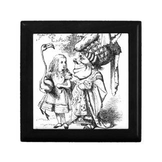 アリスおよび赤い女王 ギフトボックス