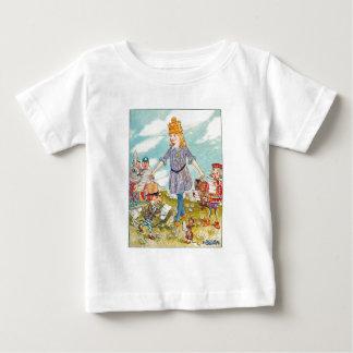アリスからの歌: アリスおよび彼女の友人 ベビーTシャツ