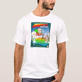 アリスのウサギの幼虫2 Tシャツ