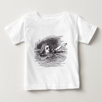 アリスの破損 ベビーTシャツ
