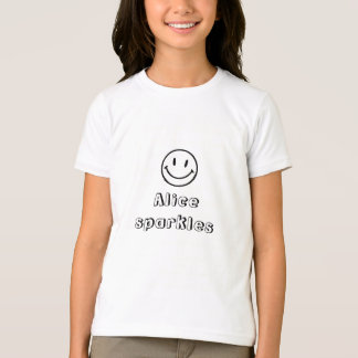 アリスの輝き Tシャツ