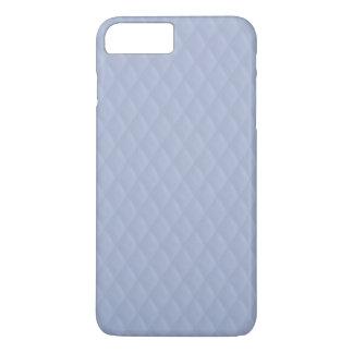 アリスの青いダイヤモンドによってキルトにされるステッチされたパターン iPhone 8 PLUS/7 PLUSケース