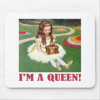 """アリスは、""""私です女王叫びます! """" マウスパッド"""