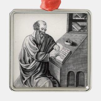 アリストテレス メタルオーナメント