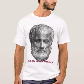 アリストテレス Tシャツ