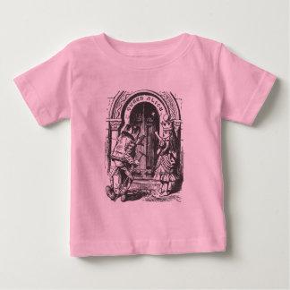 アリスベビーの女王のティー ベビーTシャツ