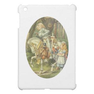 アリス及びフルカラー騎士 iPad MINI カバー